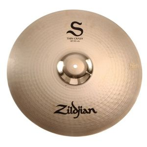ZILDJIAN S18TC S FAMILY THIN CRASH 18.