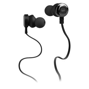 Monster Clarity HD High Definition In-Ear Headphones (Black)