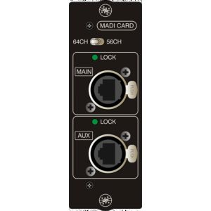 Soundcraft CSB Cat 5 MADI HD card