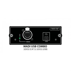 Soundcraft CSB Optical MADI HD card Single mode