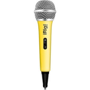 IK MULTIMEDIA iRig Voice - Yellow