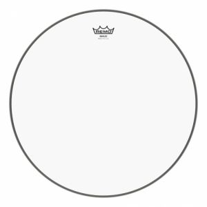 REMO BJ-1012-H3- Banjo Head, Clear, 10-12/16` Diameter, High Collar