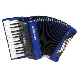 HOHNER The New Bravo II 48 (A16541) dark blue