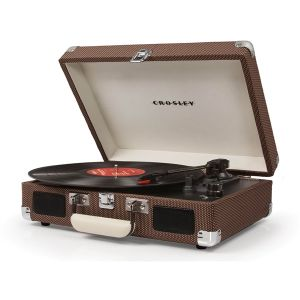 Crosley Cruiser Deluxe Brown
