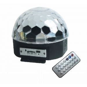 PRO SVET Light Led Crystal Ball MP3