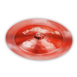 Paiste 0001922614 Color Sound 900 Red China Тарелка 14.