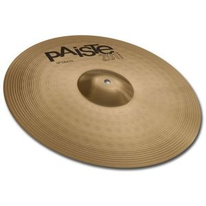 Paiste 0000151416 201 Bronze Crash Тарелка 16.