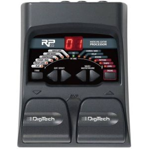 DIGITECH RP55 GUITAR MULTI-EFFECT PROCESSOR