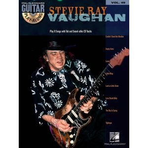 HAL LEONARD 699725 STEVIE RAY VAUGHAN