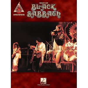 HAL LEONARD 690901 BEST OF BLACK SABBATH